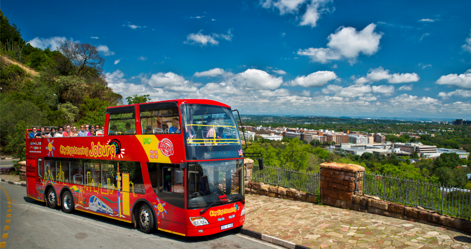 Johannesburg City Hop-On Hop-Off Tour